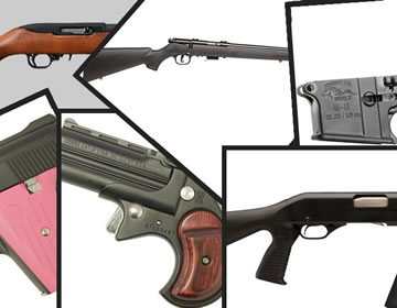 Weekly Deals: Guns Under $200