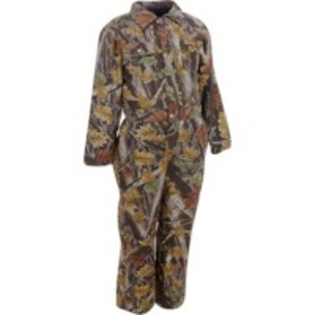 YOUTH INSULATED CAMO COVERALL