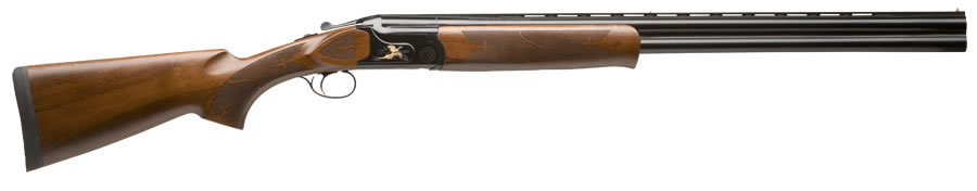 Hatfield Gun Co 512 Goldwing 28 GA Over and Under Shotgun with Wood Stock