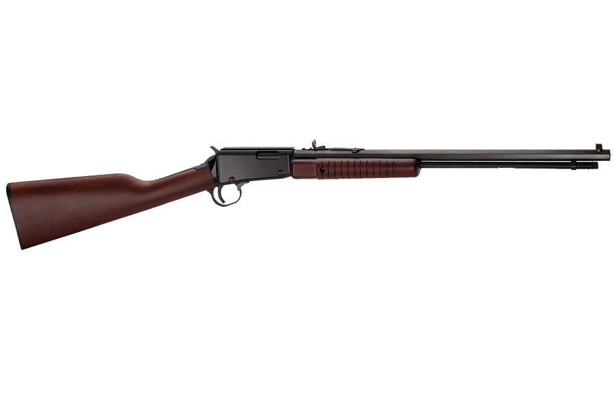 HENRY REPEATING ARMS H003T .22 CAL PUMP ACTION OCTAGON RIFLE