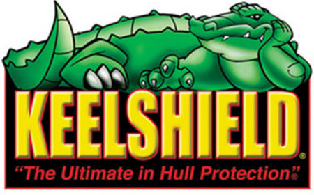 KEELSHIELD 8FT WHT 5IN