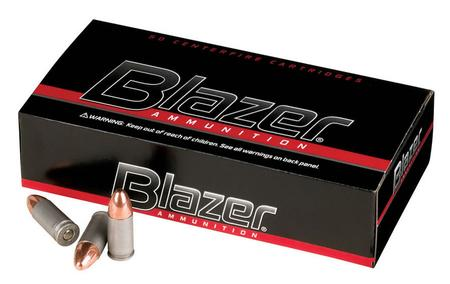 CCI 10mm Auto 200 gr FMJ Blazer Aluminum 50/Box