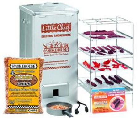 LITTLE CHIEF TOP LOAD SMOKER 9800