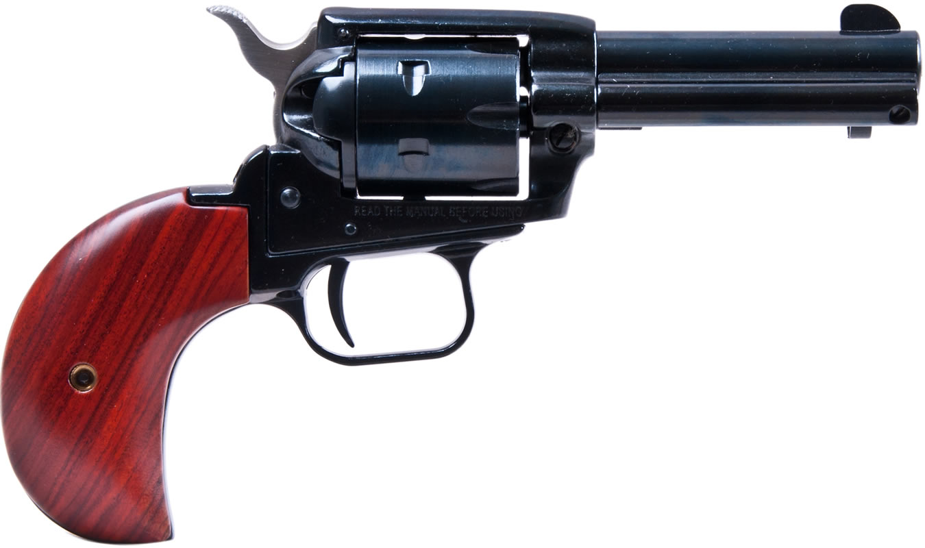 HERITAGE ROUGH RIDER 22LR/22WMR COMBO BIRD HEAD