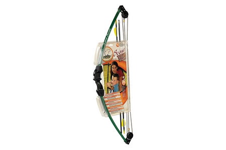 SCOUT BOW SET RIGHT OR LEFT HANDED YOUTH