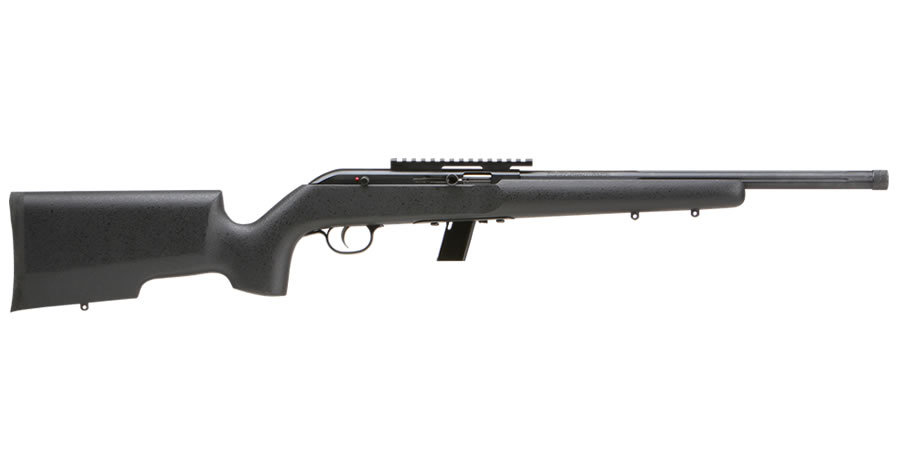 SAVAGE MOD 64 TR SR V 22LR  W/ THREADED BARREL