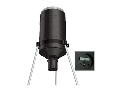 GSM DEER WILDLIFE TRIPOD 225 DIGITAL FEEDER