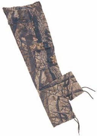 COTTON TWILL 6 POCKET CAMO PANTS