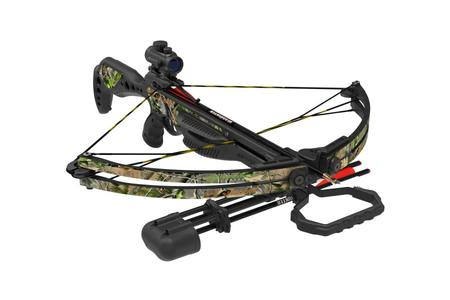 BARNETT Jackal Crossbow Package with Red Dot and Arrows