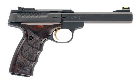 BROWNING FIREARMS BUCK MARK PLUS ROSEWOOD UDX 22LR (CA COMPLIANT)