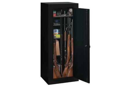 18 GUN CONVERTIBLE STEEL SECURITY CABINE