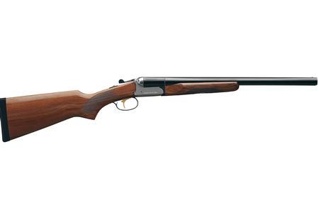 E.R. AMANTINO COACH GUN 20GA/20BBL BL/SS