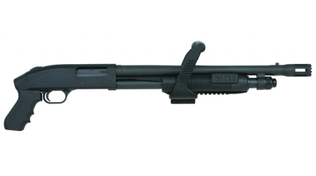 MOSSBERG 500 TACTICAL CHAINSAW 12 GAUGE SHOTGUN