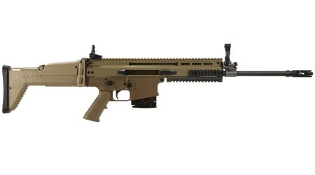 FNH SCAR 17S 308 WIN FDE CARBINE RIFLE