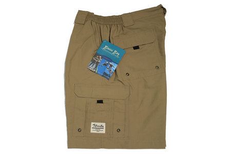 BOCA GRANDE PERFORMANCE NYLON SHORTS