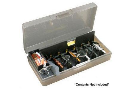 BROADHEAD TACKLE BOX - 6 HEADS - WRENCH