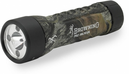 PRO HUNTER LED FLASHLIGHT W/COLOR LENSES