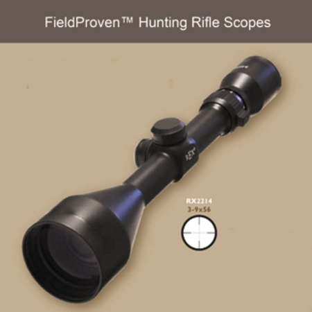 4-16X40 RIFLE SCOPE RX2223