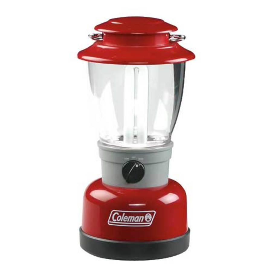 COLEMAN 4D BATTERY OPERATED LANTERN 2000000865 @ Vance Outdoors Inc.
