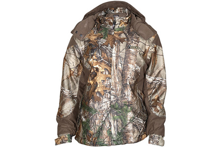 WOMENS PROHUNTER INSULATED CAMO PARKA