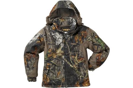 JUNIOR  PROHUNTER INSULATED CAMO JACKET