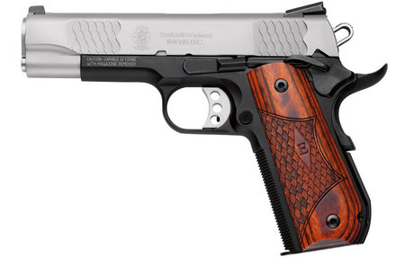 SMITH AND WESSON 1911SC 45ACP E-SERIES SCANDIUM FRAME