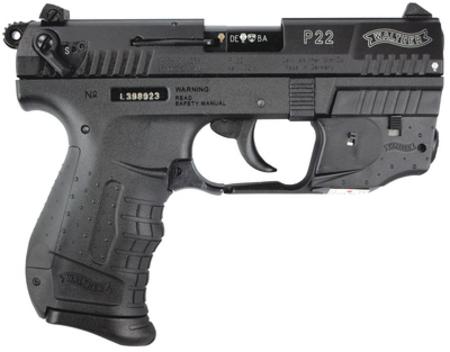 SW  P22 .22LR PISTOL 3.42 BARREL