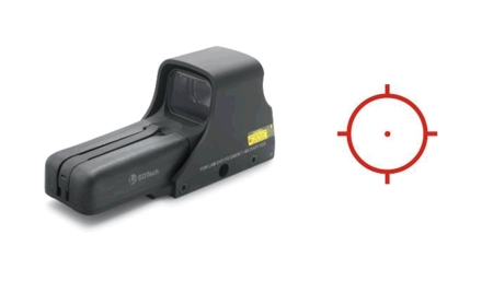 EOTECH 552.A65 HOLOGRAPHIC WEAPON SIGHT
