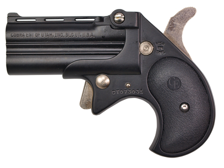CB9 9MM BLACK DERRINGER