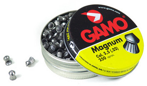 TIN OF 250 MAG PELLETS