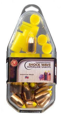 SHOCK WAVE SABOTS 50 CAL 250 GR