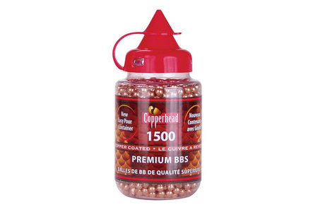 1500 COPPER COATED BBS
