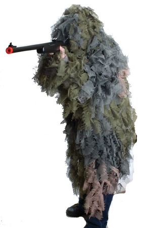 GHILLIE SUITE POLYESTER 17011B6