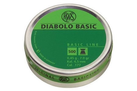 DIABLO BASIC .177 PELLETS 231-7389