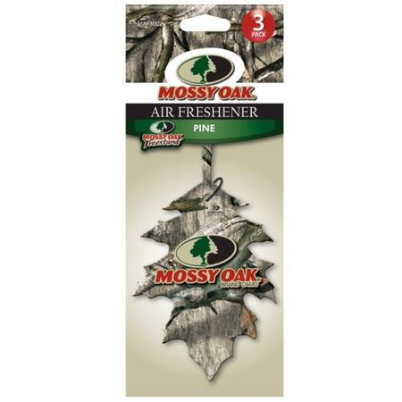 MOSSY OAK PINE SCENT AIR FRESHNER