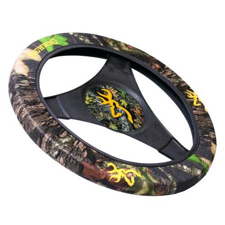 BROWNING NEOPRENE STEERING WHEEL COVER