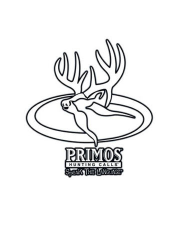 PRO CUT DEER DECAL 57612