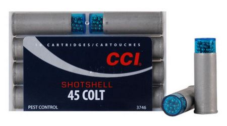 CCI AMMUNITION 45 Colt 150 gr #9 Shotshell 10/Box