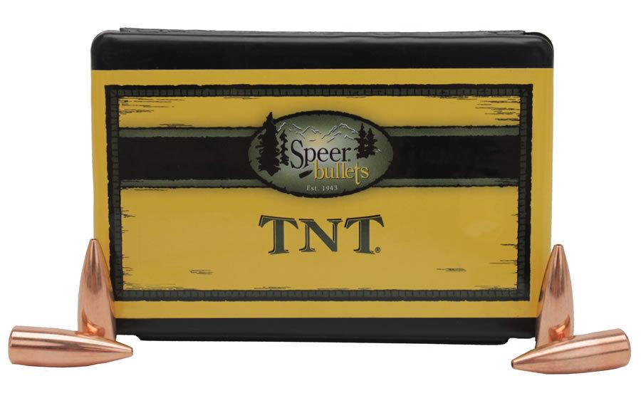 22 Cal ( 224) 50 gr Hollow Point TNT Bullet 100/Box