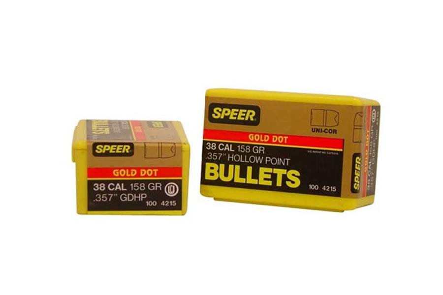38 cal( 357) 158-GR DeepCurl HP Bullet 100/Count