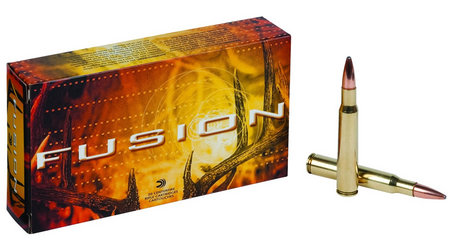 FEDERAL AMMUNITION 300 Win Mag 165 gr Fusion 20/Box