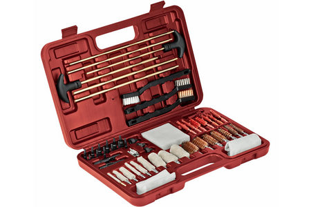 UNIVERSAL 62 PC MOLDED CLEANING CASE