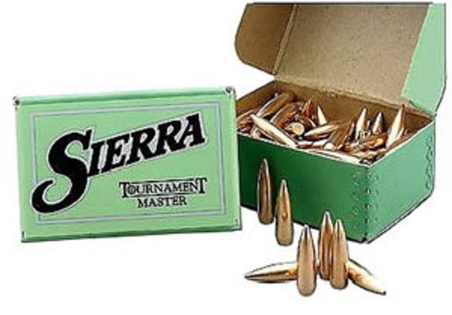 SIERRA BULLETS 6.5 MM (.264) 85 GR. HP 1700