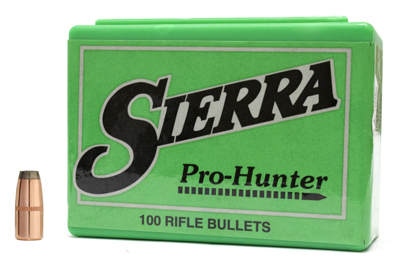 SIERRA BULLETS .30 CAL (.308) 125GR HP/FN PRO HUNTER