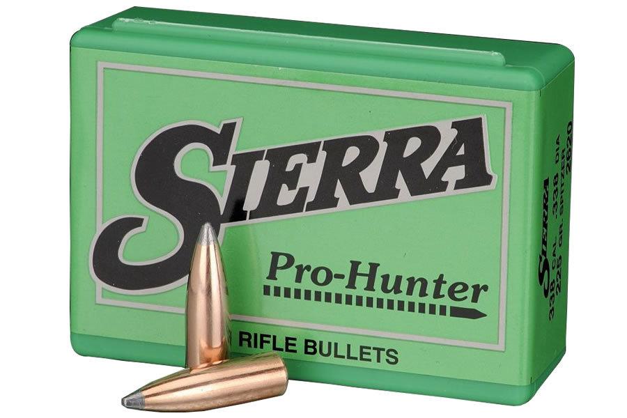 SIERRA BULLETS .30 (.308) 150 GR.  RN 2135