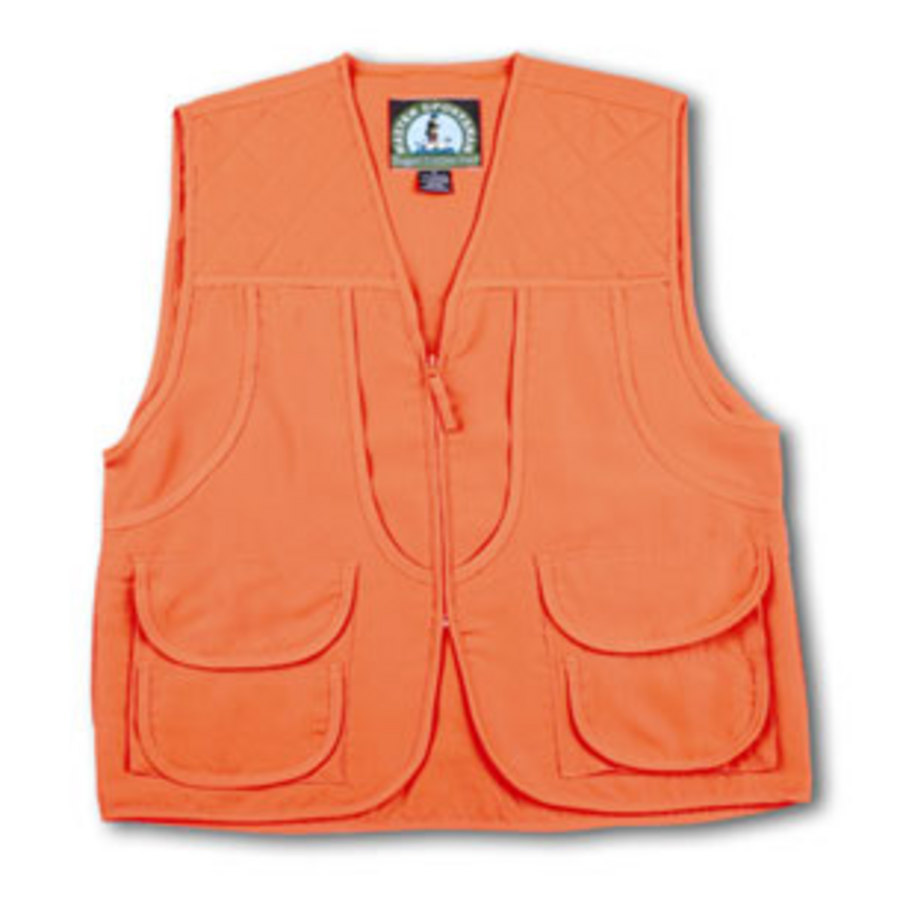 PRESTIGE YOUTH BLAZE UPLAND VEST W/GAME BAG