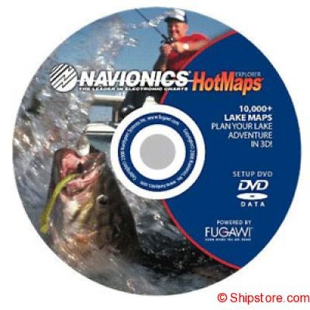 NAVIONICS HOT MAPS EXPLORER