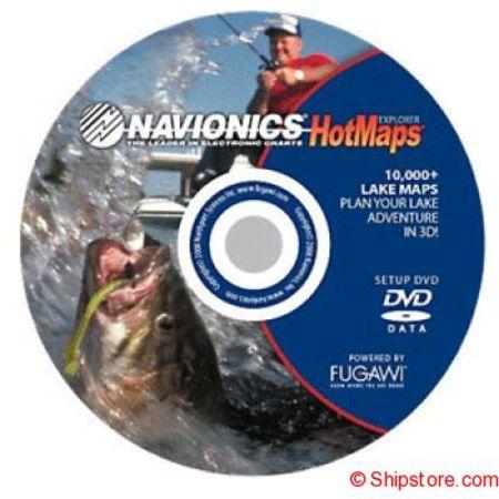 NAVIONICS HOT MAPS EXPLORER