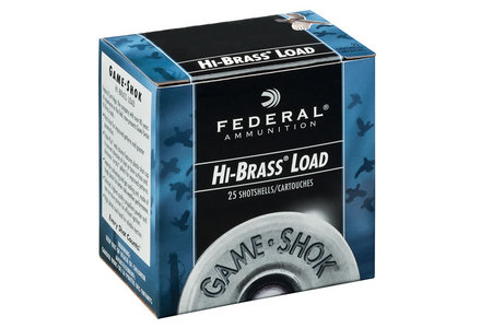 FEDERAL AMMUNITION 410 Ga 2 1/2 in 1/2 oz #6 Game-Shok 25/Box