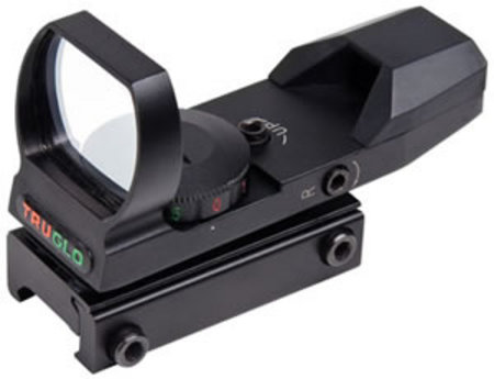 RED-DOT, OPEN, DUAL COLOR TG8370B